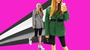 14 Chic Ootd Pegs For Nailing The Bike Shorts Trend