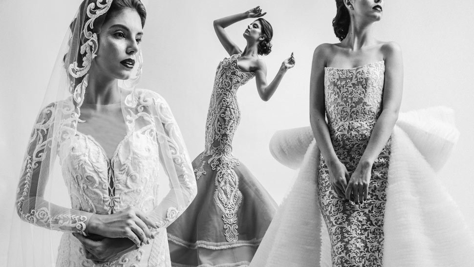John Herrera Celebrates Flagship Store Opening With A New Bridal Collection