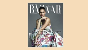 Anne Curtis Is On The Cover Of Harper's Bazaar Vietnam