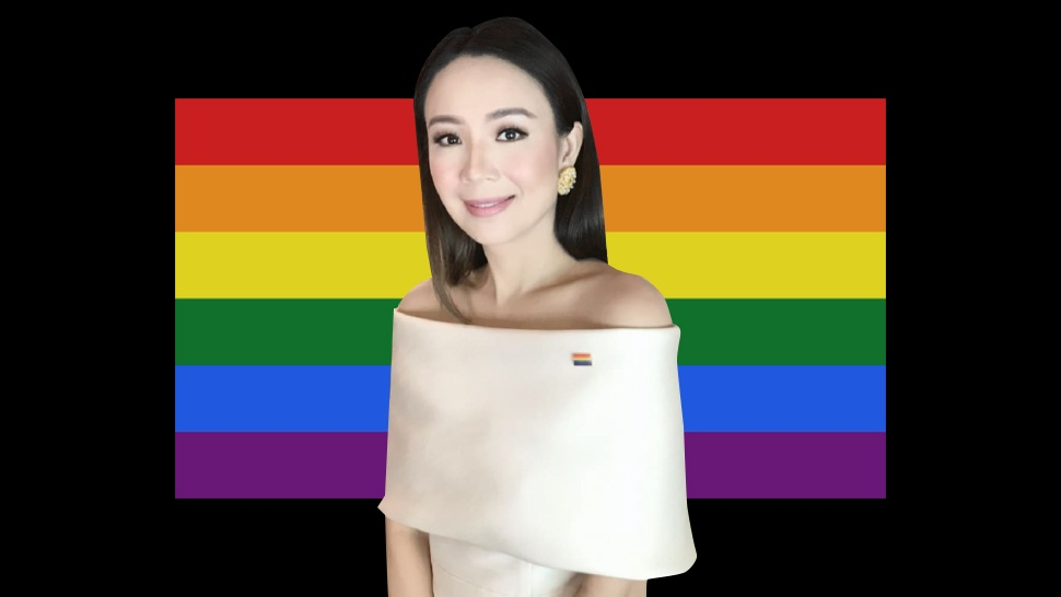 Here's the Reason Why Tootsy and Heart Wore a Rainbow Pin to the SONA