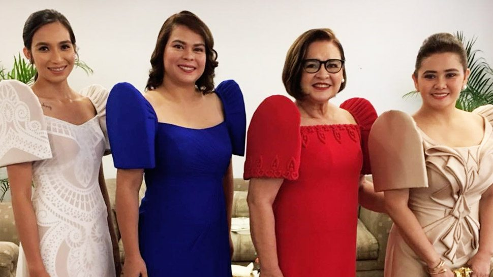 Here's What the Presidential Family Wore to SONA 2018