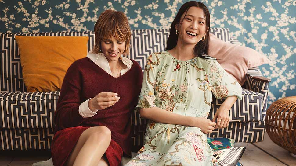 You'll Want to Wear Everything from H&M's New Designer Collab