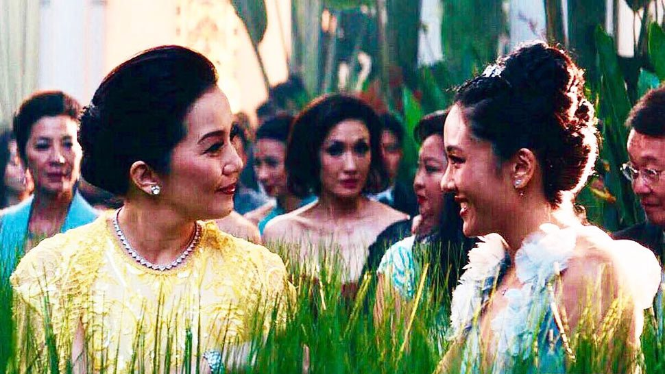 Kris Aquino Reveals Her Scene In Crazy Rich Asians