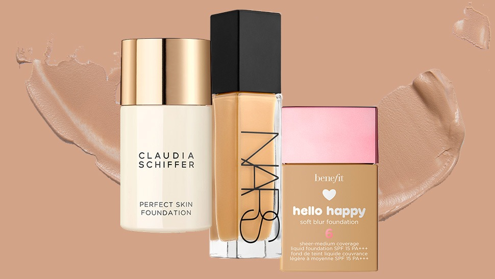 6 Foundations for Flawless, Natural-Looking Skin