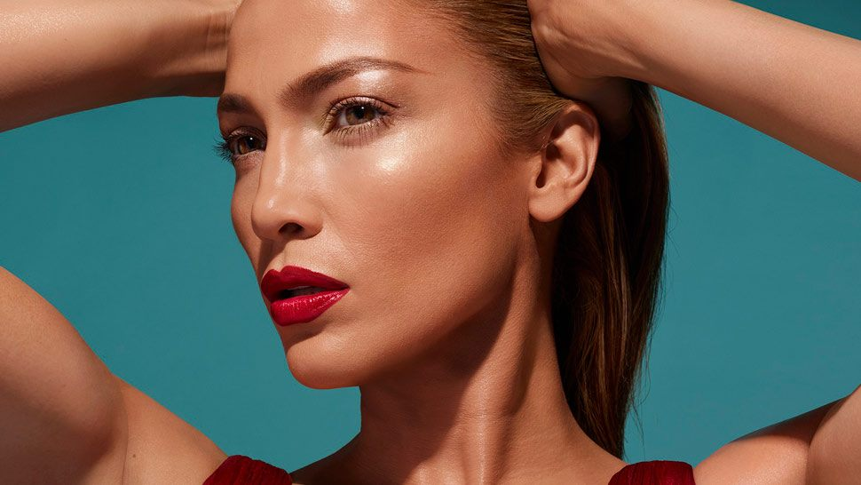 Jennifer Lopez's Makeup Collab Has All You Need to Achieve a Morena Glow