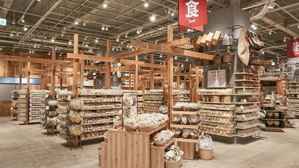 Here's A Peek Inside The World's Largest Muji Store