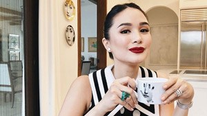 Lotd: Heart Evangelista Is Proof That Suits Don't Have To Be Boring