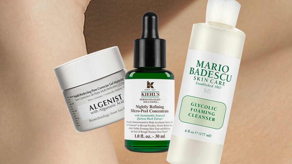 Here's Everything I Used to Get Rid of Blackheads and Whiteheads