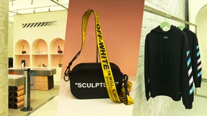 Sold Out: Off-white Merch Flew Off The Shelves On Its First Day