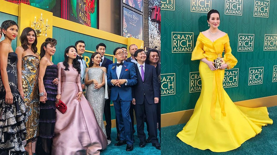 What The Stars Of Crazy Rich Asians Wore To The Hollywood Premiere