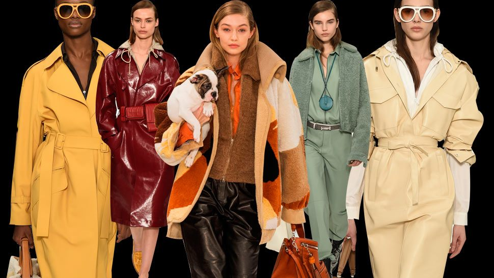 10 Cool Rainy Day Styling Tricks from Tod's Latest Runway Show