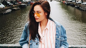10 Stylish Travel Outfit Ideas We'd Love To Steal From Kelsey Merritt