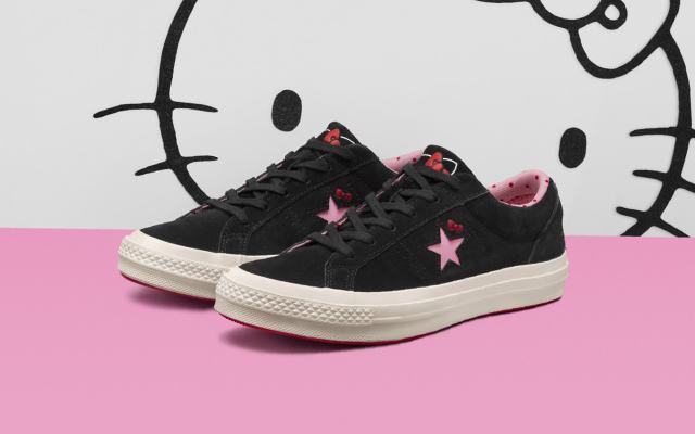 Hello Kitty X Converse Collab Is Here 9e53b23b6