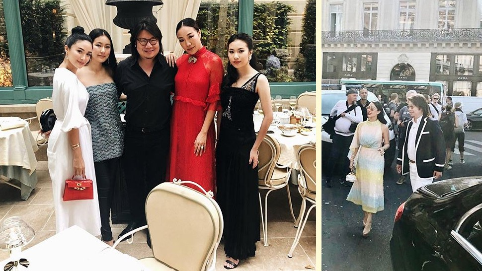 Heart Evangelista Is One Of Harper's Bazaar's Crazy Rich Asians