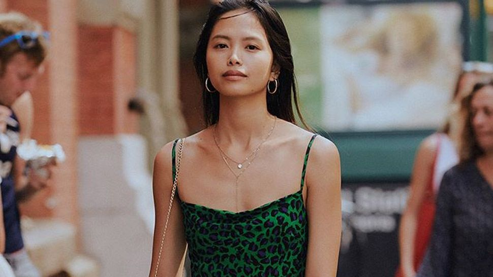Lotd: This Is The Cool New Slip Dress To Update Your Closet With This 2018