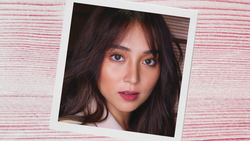 The Best Blush for Morenas, According to Kathryn Bernardo