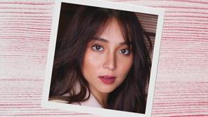 The Best Blush For Morenas, According To Kathryn Bernardo
