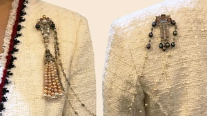 Lotd: Here's A Cool New Way To Wear Your Pearl Necklace