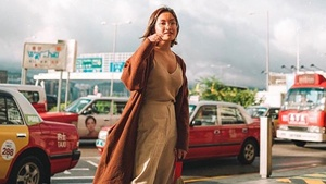 Lotd: We Love Laureen Uy's Monochromatic Outfit Hack
