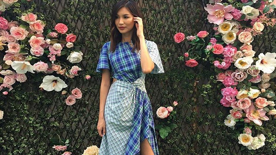 10 Gemma Chan OOTDs That Prove She's a Real-Life Astrid Leong