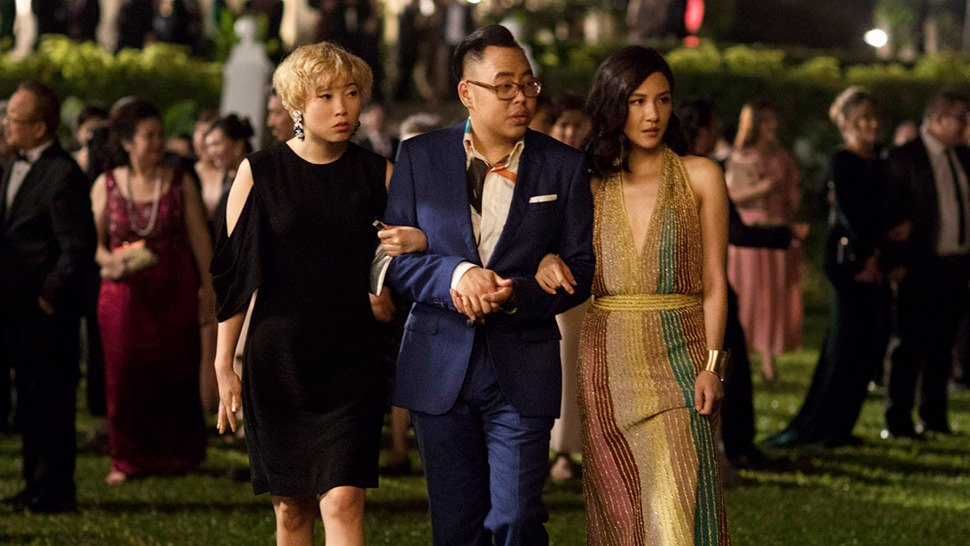 Here Are Our Favorite Fashion Moments from the Crazy Rich Asians Movie