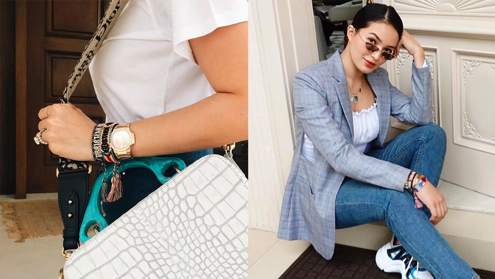 Local Celebs Seem To Be Obsessed With These Colorful Designer Bracelets