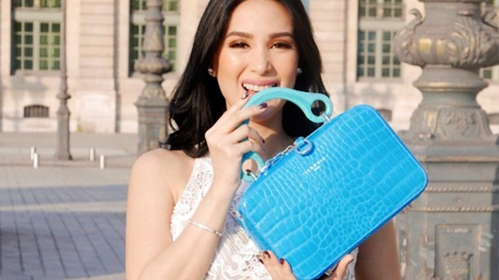 Heart Evangelista Is Now The Face Of This French Label