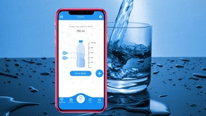 5 Mobile Apps That Will Help Remind You To Drink Water