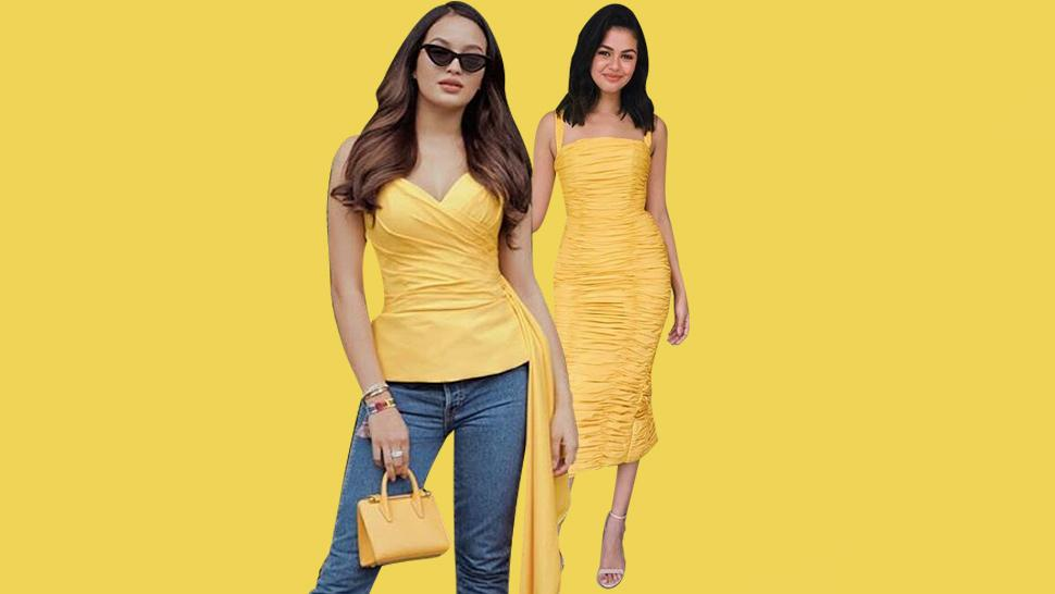 Lotd: 3 Chic Ways To Hop On The Gen Z Yellow Trend