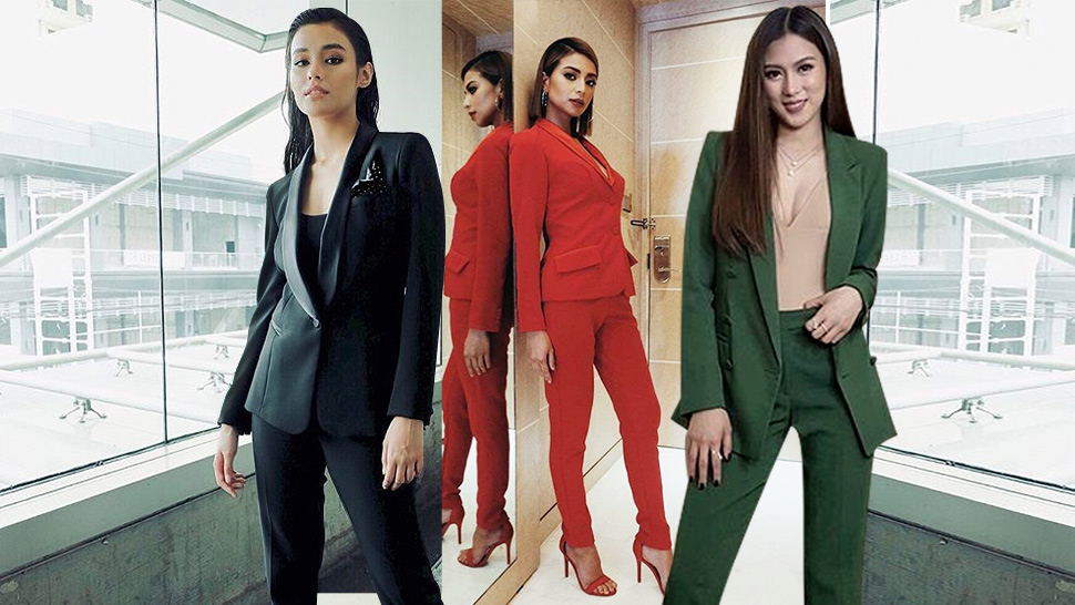 25 Local Celebrities Who Can Rock A Power Suit