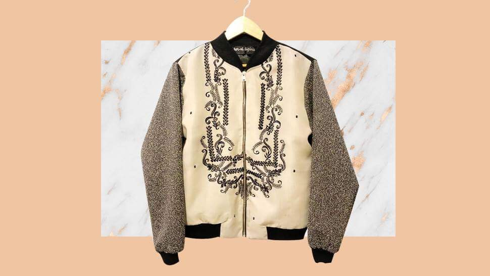 This Filipino Designer Makes Barong-inspired Bomber Jackets