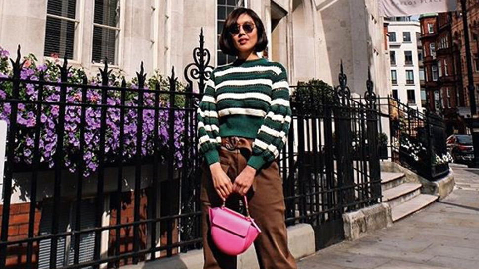 Here's The Trick To Mixing And Matching Colors Like A Fashion Pro