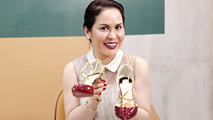 You Need To See Jinkee Pacquiao's Most Loved Designer Shoes