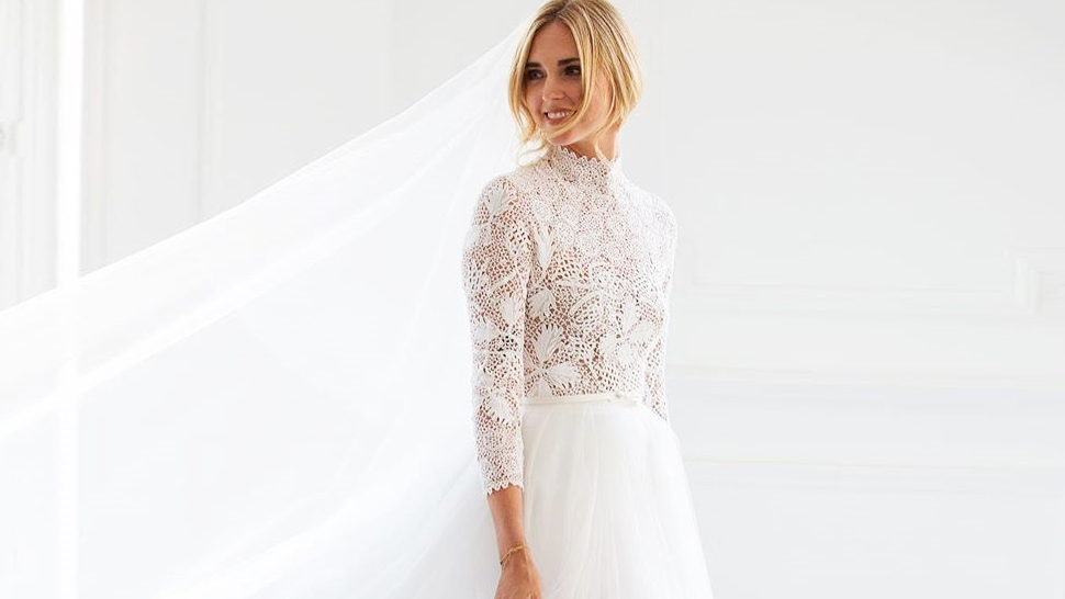 All the Glamorous Details of Chiara Ferragni's Italian Wedding