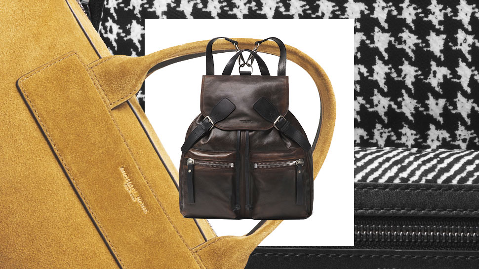 We Can't Wait to Get Our Hands on These Bags from Michael Kors