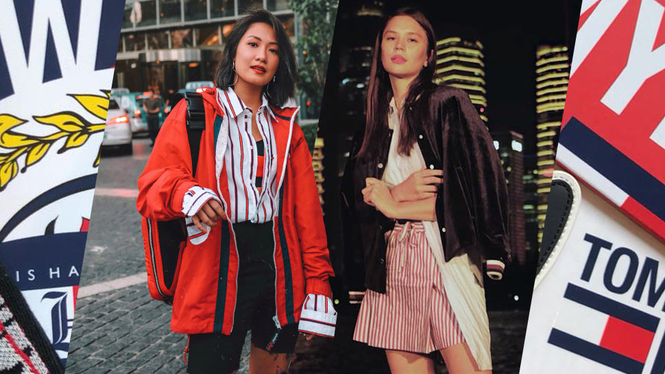 Laureen Uy and Jess Wilson Went Twinning in Head-to-Toe Tommy Hilfiger
