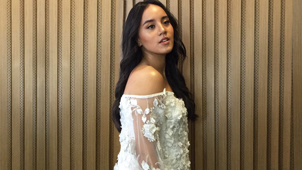Here's What Juliana Gomez Wore to Her Disco-Themed Debut