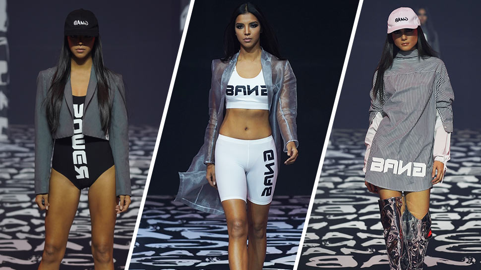 Bang Pineda Presented a Powerful Streetwear Collection