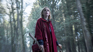 Here's What To Expect From Netflix's The Chilling Adventures Of Sabrina