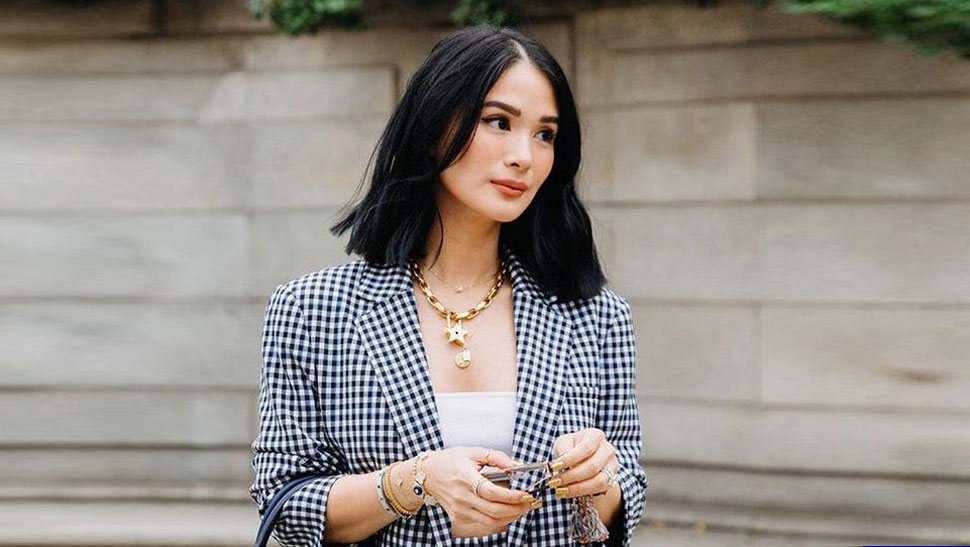 Heart Evangelista Got a Tattoo for the First Time and It's So Dainty