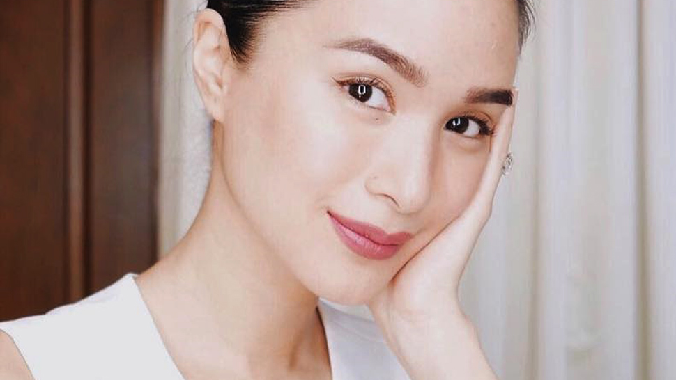 Here's How Heart Evangelista Deals With Acne And Oily Skin