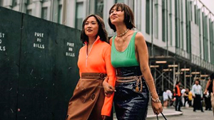 Lotd: Laureen And Liz Uy Show You How To Wear Neon Without Overdoing It