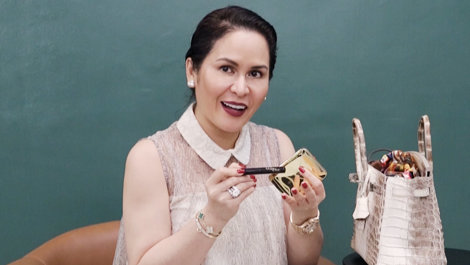 Jinkee Pacquiao Reveals Her Daily Makeup Essentials