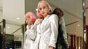 Lotd: Arci Munoz's New Hair Color Might Be Her Coolest One Yet