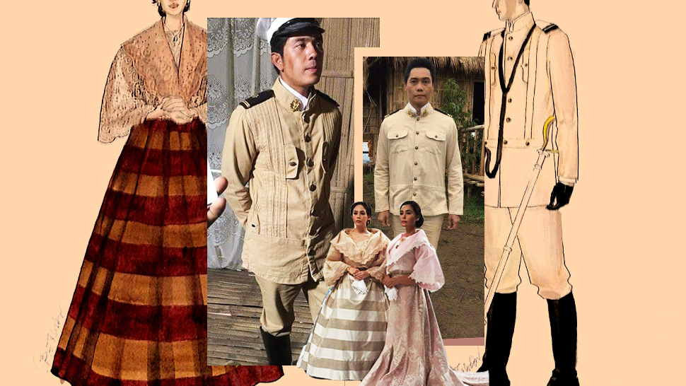 A Closer Look at the Costumes From Goyo: Ang Batang Heneral