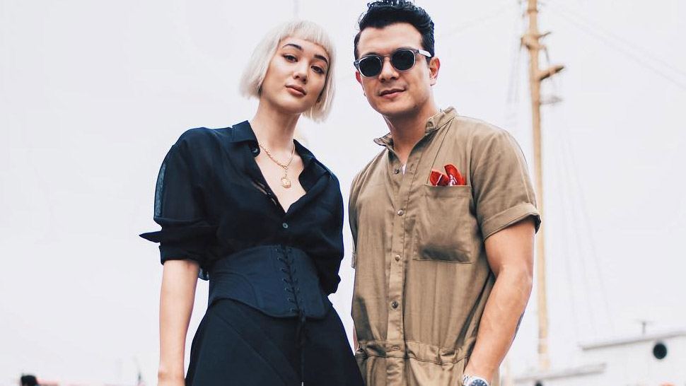 Kim Jones' And Jericho Rosales' Nyfw Outfits Are Couple Goals