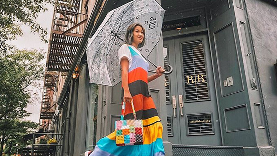 Dresses To Wear During The Rainy Season, As Seen On Fashion Bloggers