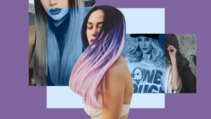 All The Bright Hair Colors Arci Muñoz Has Tried And Pulled Off