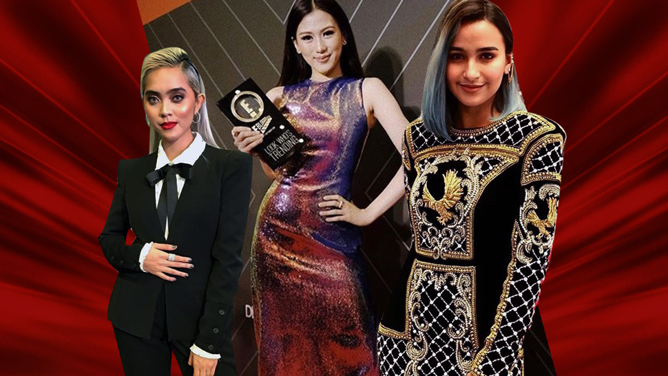 Here's What Everyone Wore to the E! Bloggers Ball 2018