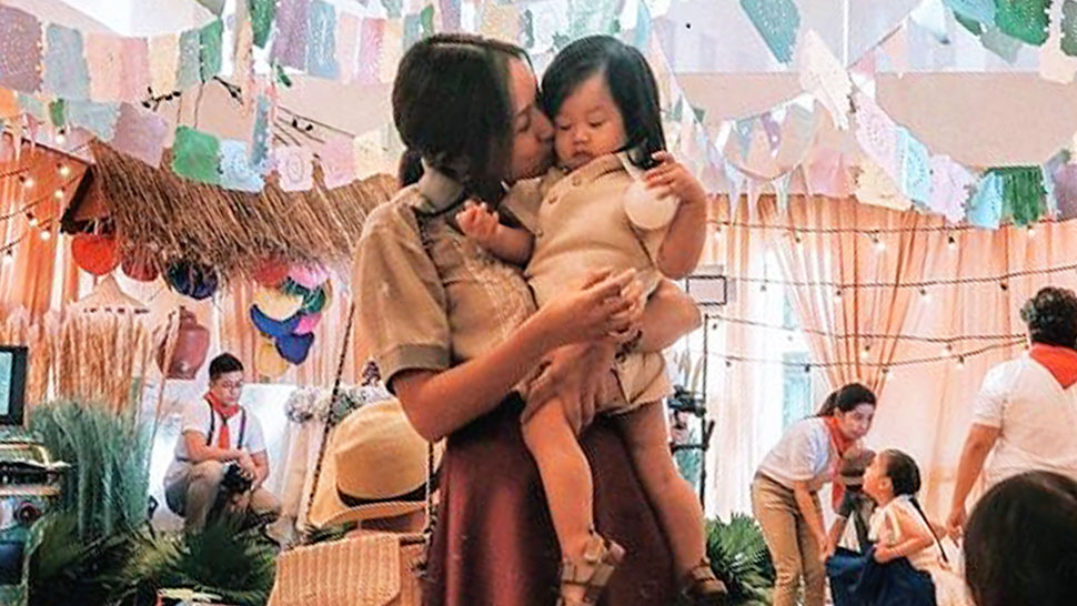 You Have To See The Fiesta Themed Party Liz Uy Threw For Her Son